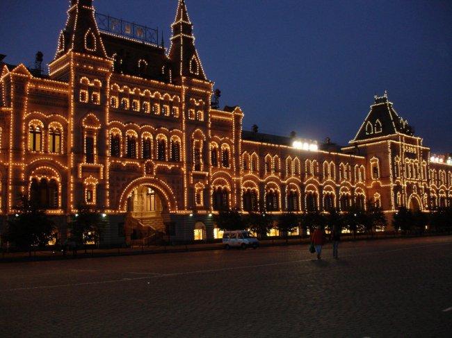 Что посмотреть туристу в Москве?