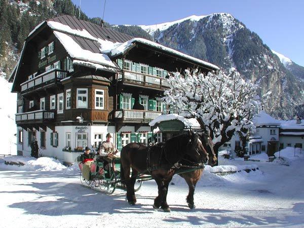 Альпийский отель Hoteldorf Gruner Baum Resort