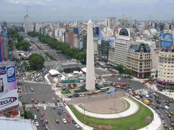 Солнечная столица - Буэнос-Айрес