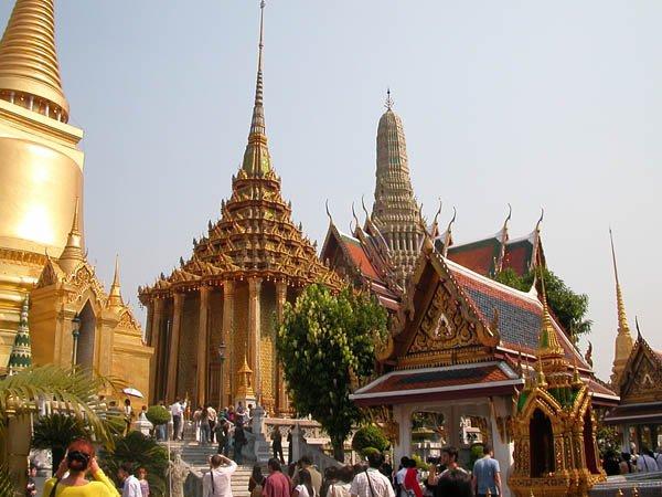 Тайланд - страна храмов и дворцов