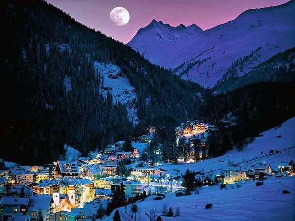Отдых в Австрии: горнолыжные курорты