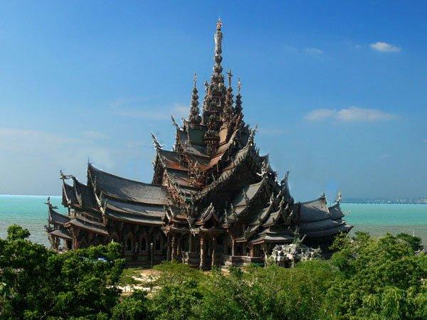 Таиланд: что посмотреть в Паттайе