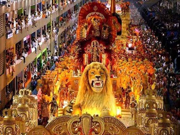 Цены в Бразилии во время карнавала