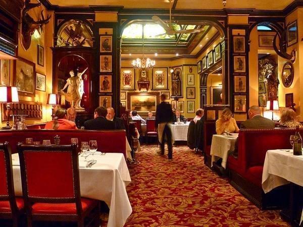 Какие рестораны будут интересны туристам в Лондоне?