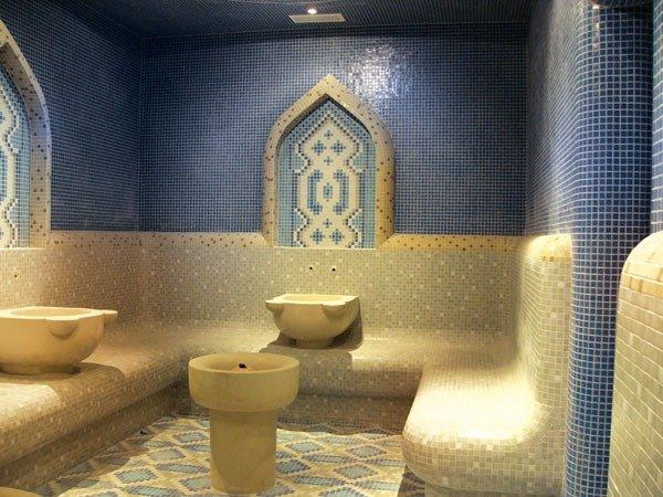 Особенности посещения турецкой бани