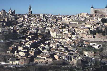 Пять интересных окрестностей Мадрида