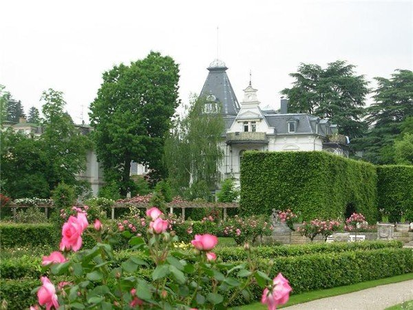 Баден-Баден - лучший термальный курорт Европы