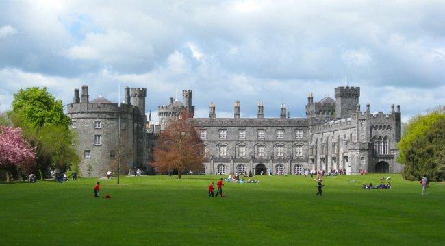 Килкенни: полнота ирландских традиций