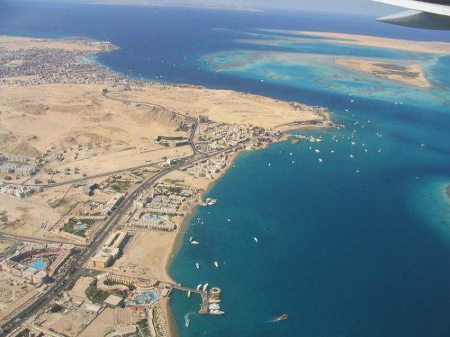 На отдых в Египет