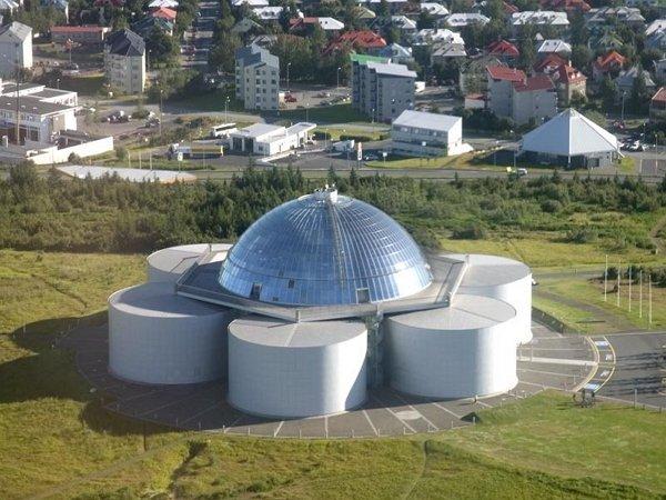 Особенности исландского музея Перлан