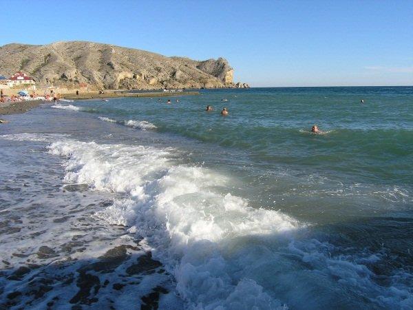 Судак - популярнейший крымский курорт
