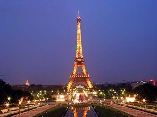 Экономное путешествие в Париж