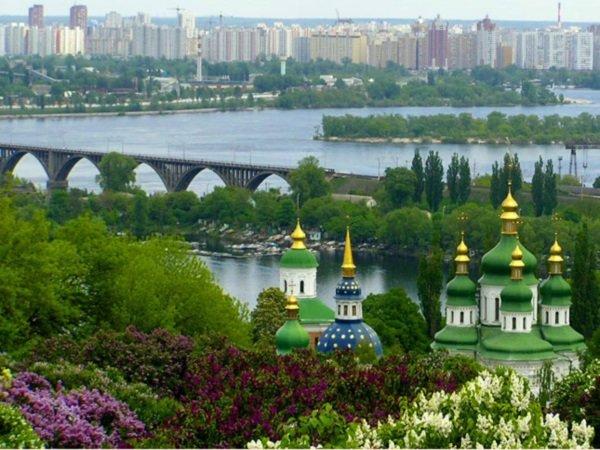 Что сегодня предлагает туристам Киев?