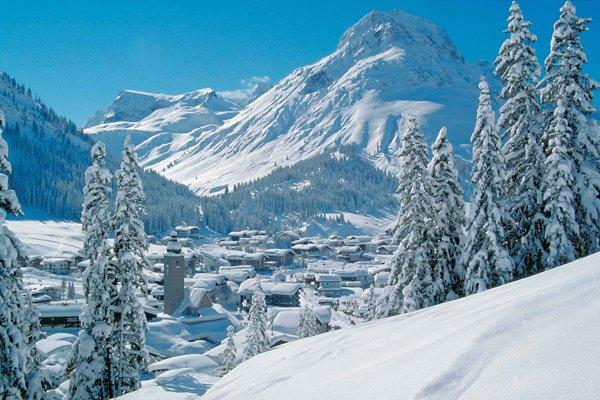 Горнолыжные курорты австрийских Альп