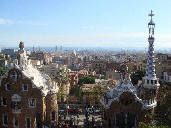 Небольшое путешествие по Барселоне