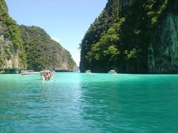 Немного полезной информации для туристов в Таиланде