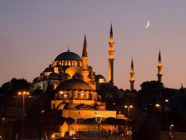 Стамбул - туристический город
