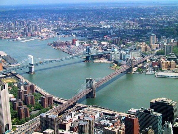 Куда пойти и что посмотреть на Манхэттене