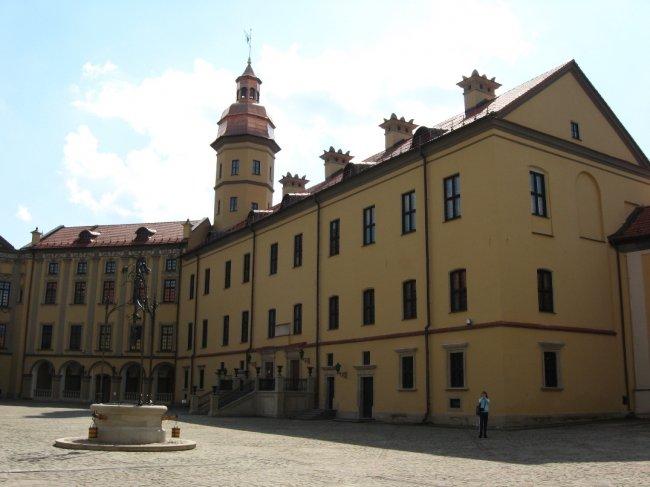 Тайны Несвижского замка