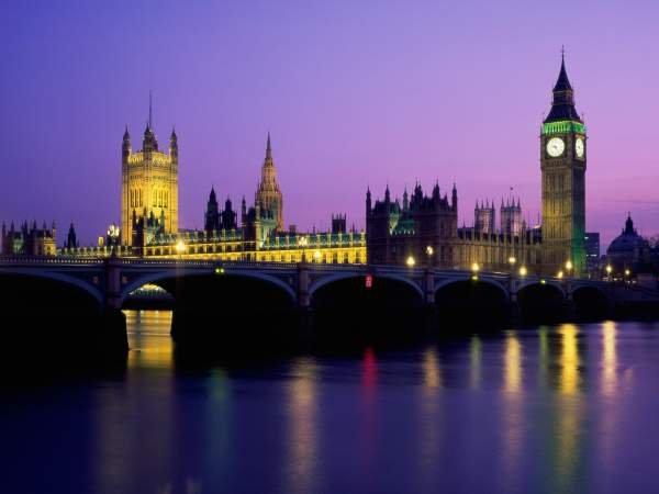 Незабываемое путешествие в Англию