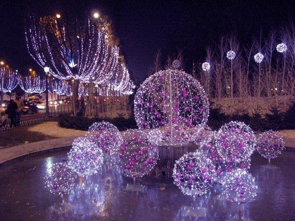 Новогодние праздничные туры во Францию
