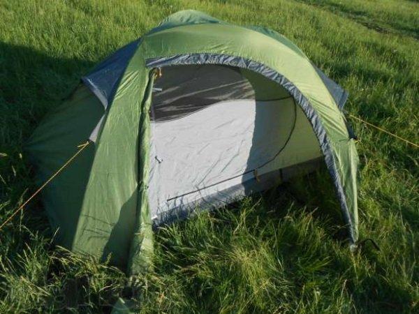 Двухместные палатки от