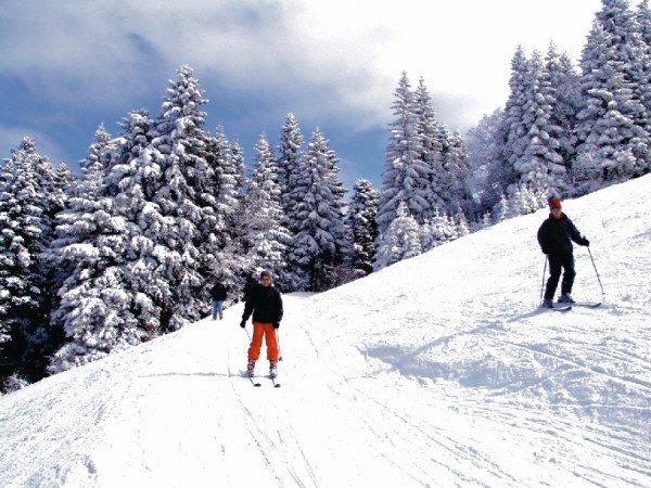 Что взять на горнолыжный курорт