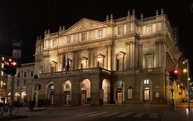 5 самых известных театров мира