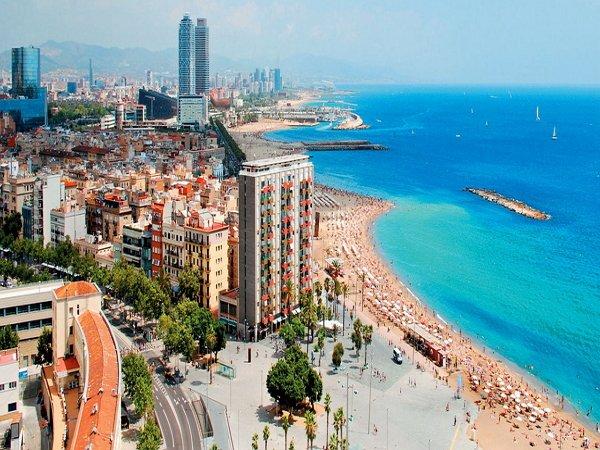 Великолепный отдых в Барселоне