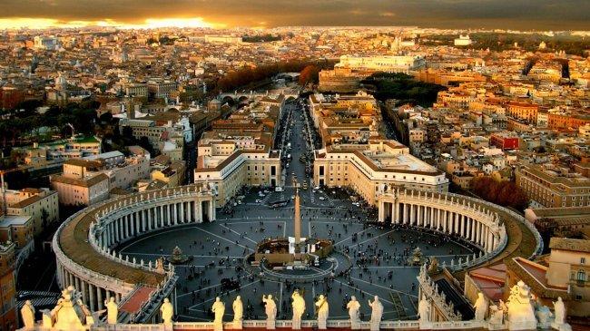 Ватикан – Папин дом