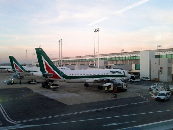 Аэропорты Рима: заказ трансфера