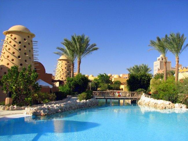 Прекрасный отдых в Египте со всей семьей
