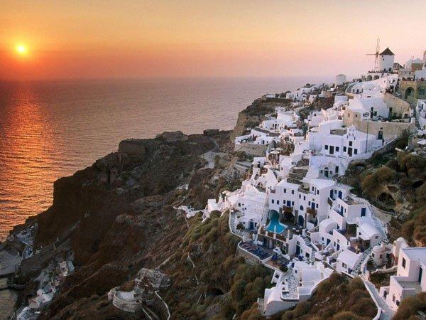 Греция - лучшее место для отдыха
