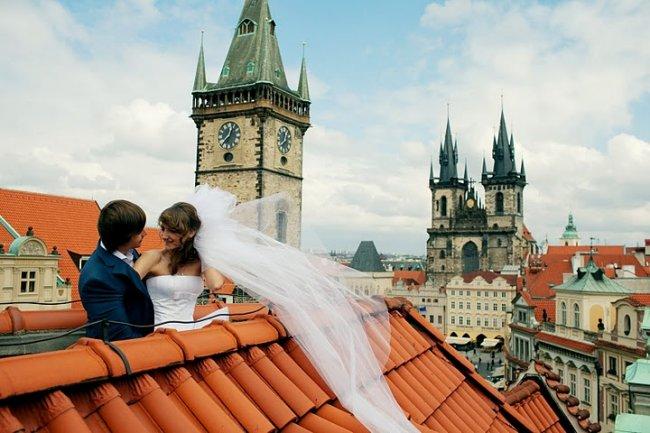 Свадьба за границей – для любителей путешествовать
