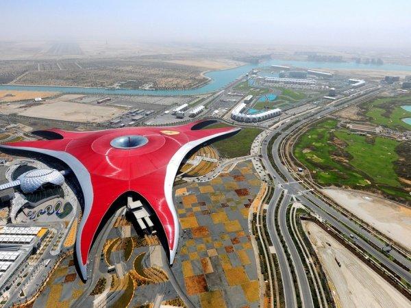 Отдых и развлечения в Абу-Даби