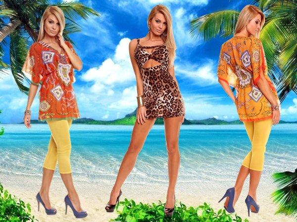 Какую одежду взять на курорт?