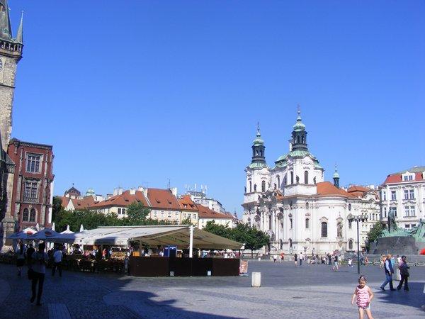 Прага - место, куда захочется вернуться