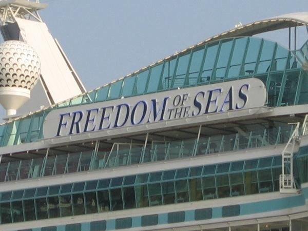 Freedom и Oasis
