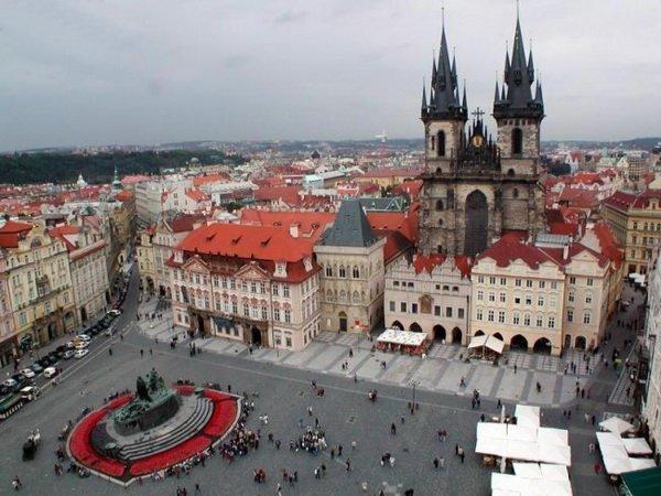 Отдых в столице Чехии в зимнее время
