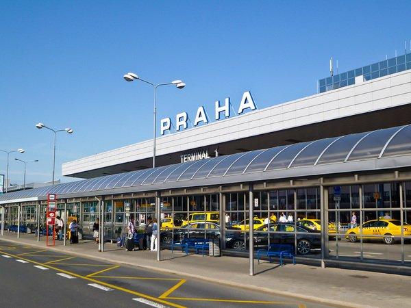 Способы добраться из аэропорта в Прагу