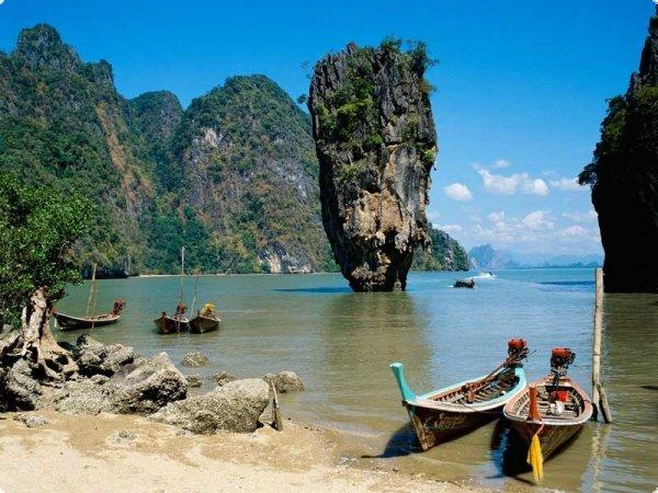Почему курорты Таиланда настолько популярны?