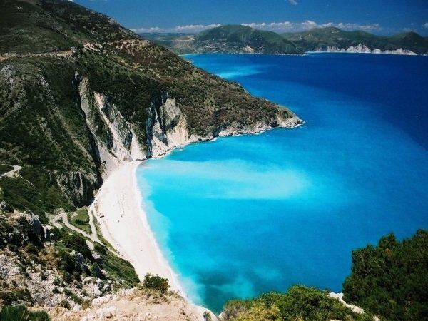 Путешествие на острова Киклады