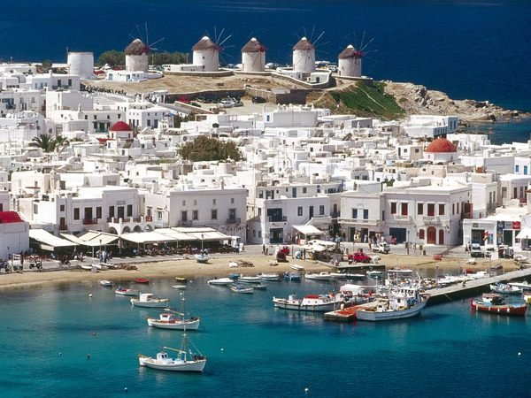 Острова Греции. Сравнения, плюсы и минусы. Какой выбрать именно вам?