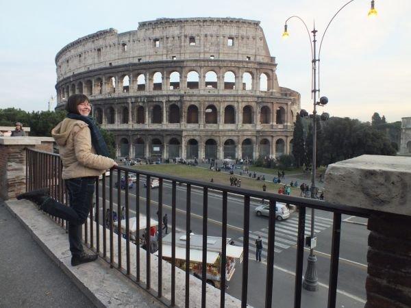 Рим - путешествие по вечному городу