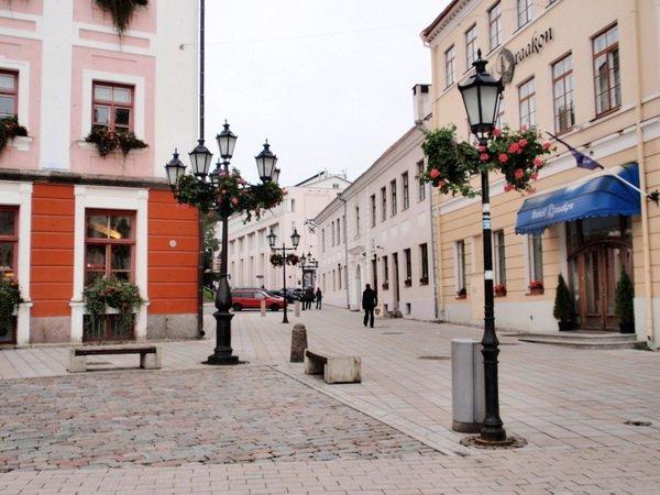 Отдых и проживание в Эстонии