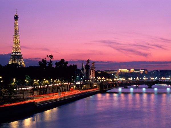 Увидеть Париж и не разорится!