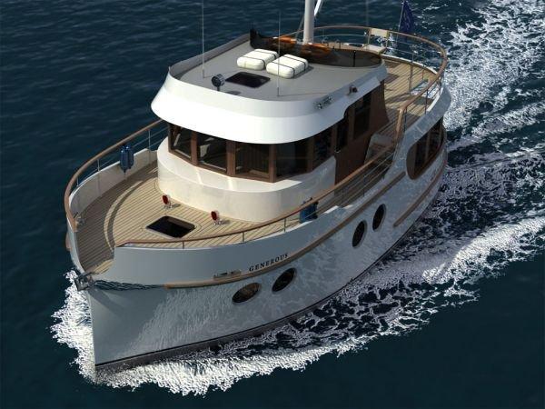 Как купить моторную яхту премиум класса и не прогадать