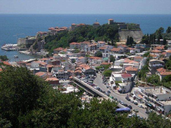 Улцинь - приморская жемчужина Черногории