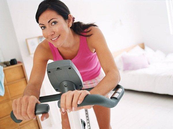 Купить велотренажер — приобрести красоту и здоровье