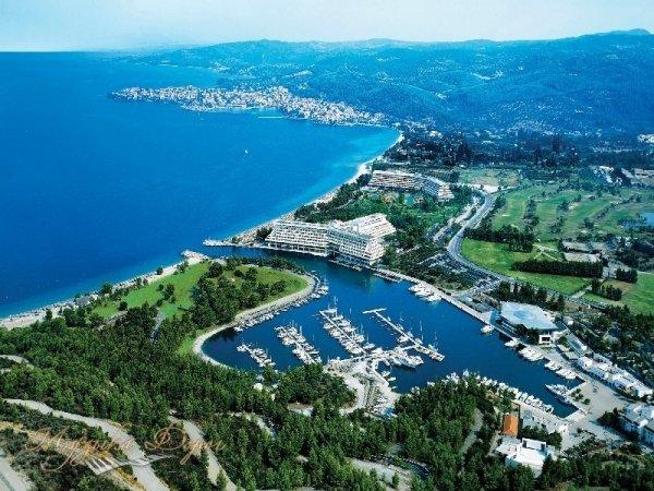 Пляжный отдых в Греции на курортах